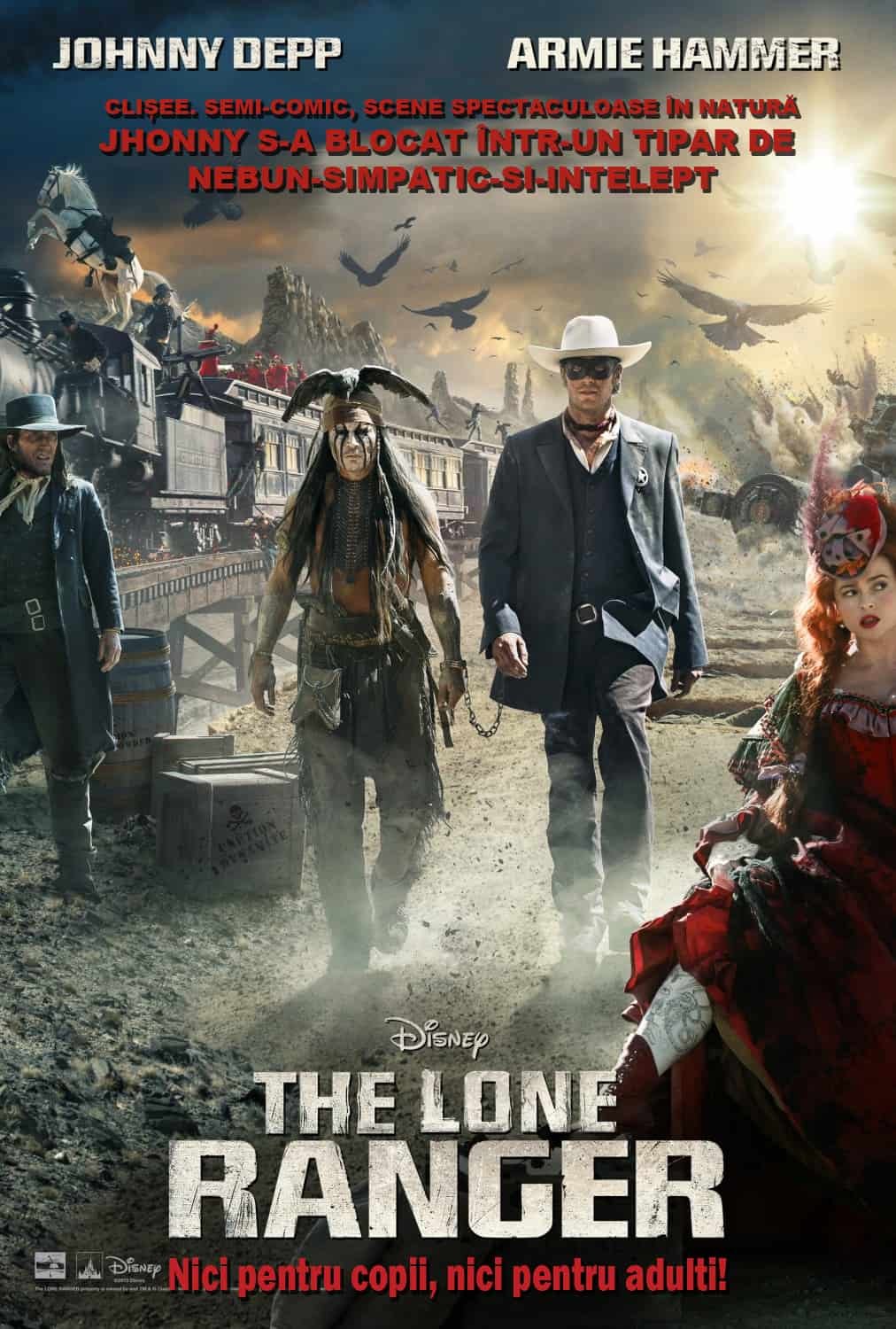 Photo of The Lone Ranger