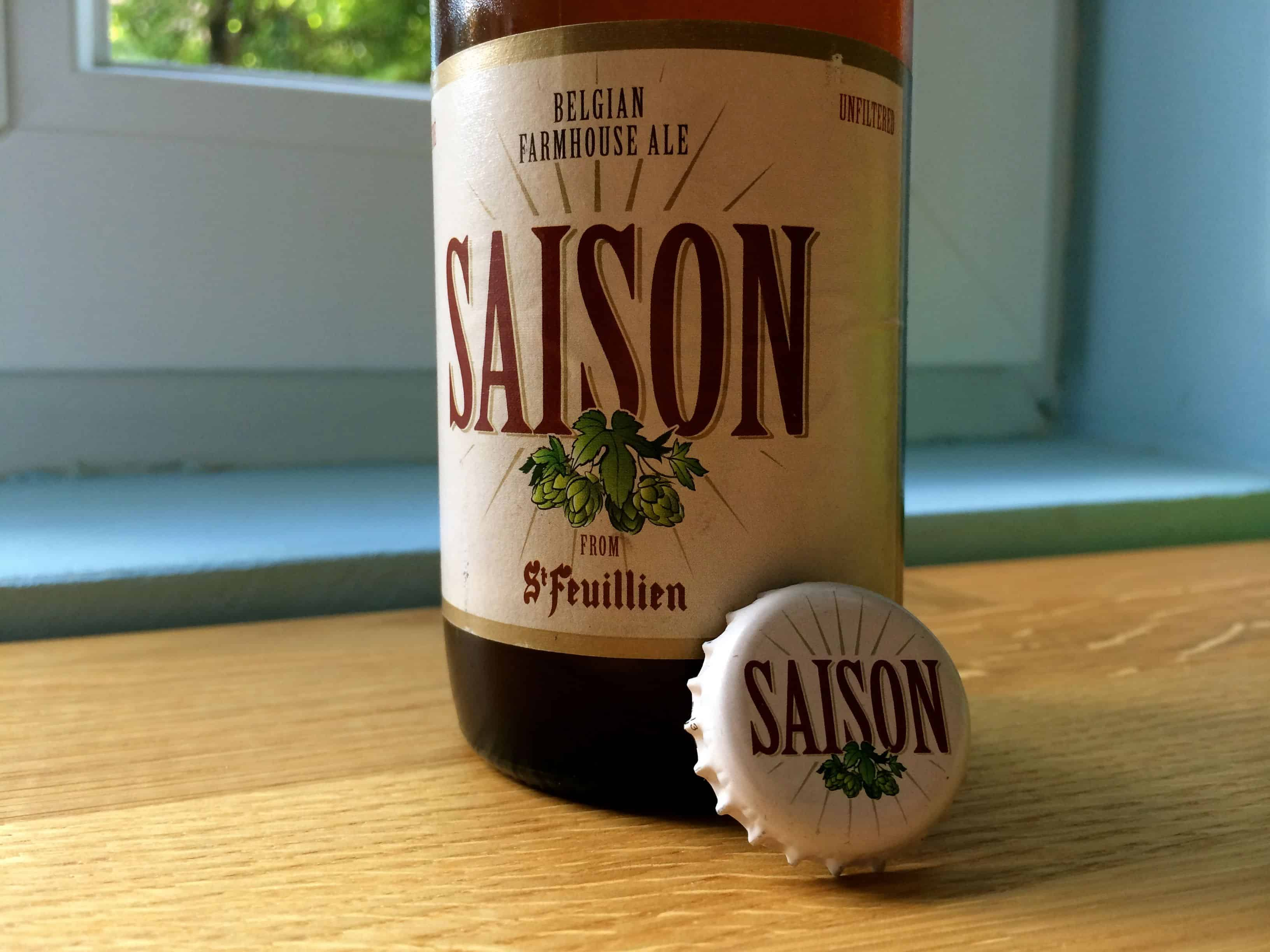 Photo of St Feuillien Saison
