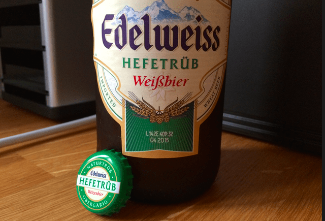 Photo of Edelweiss Hefetrüb Weissbier