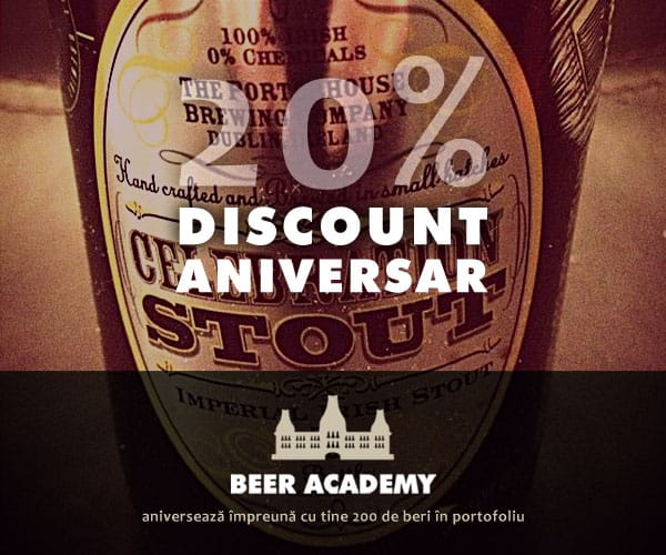 Photo of Super Oferta la Bere: Celebration Stout, -20%