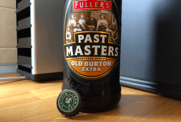 Photo of Fuller's Past Masters – Old Burton Extra, ceva special