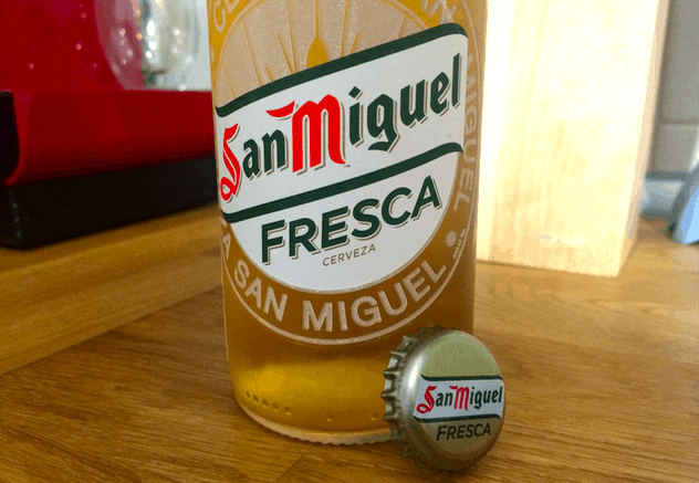 Photo of San Miguel Fresca, apa minerala cu arome