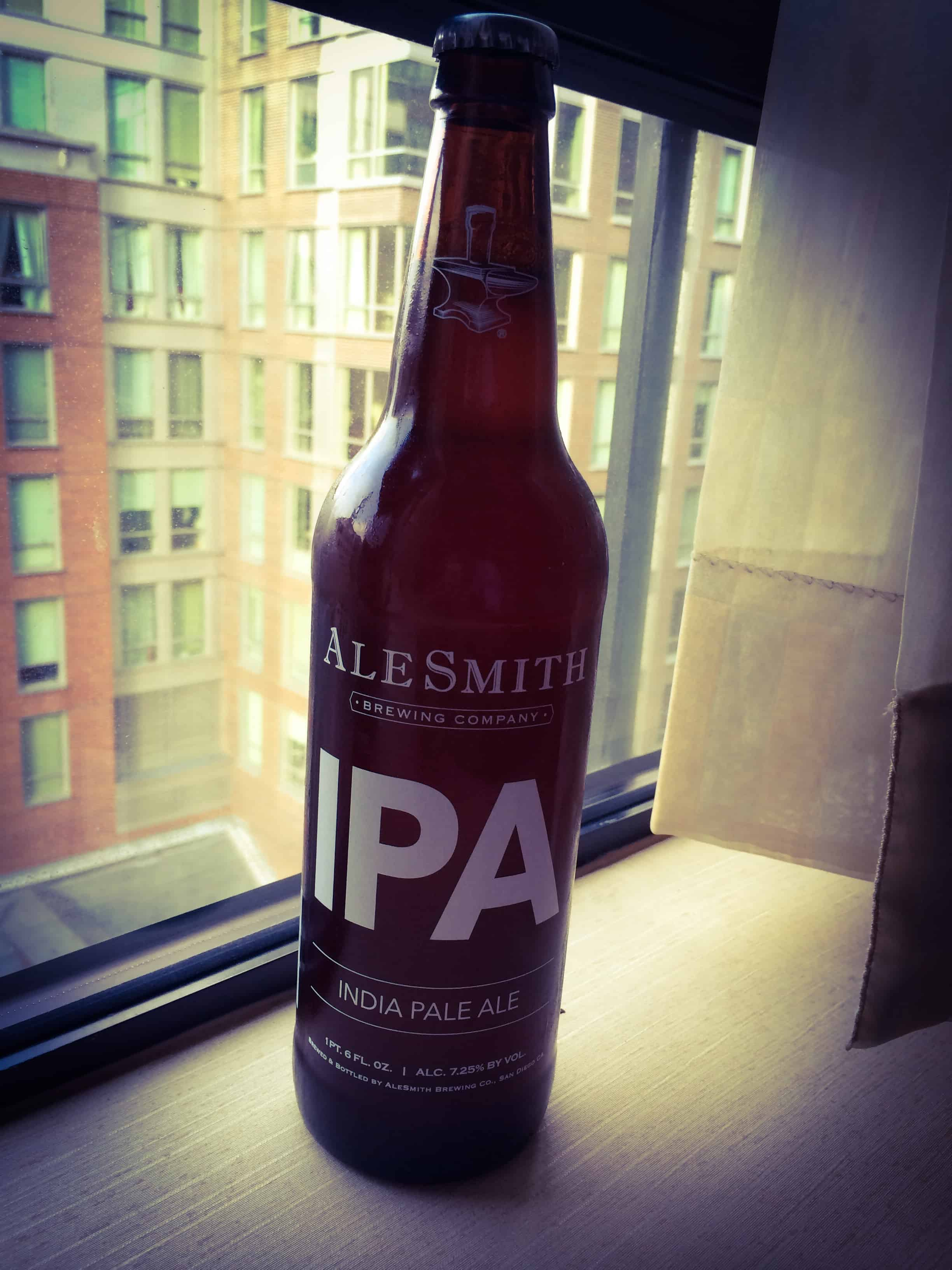 Photo of Alesmith IPA, simfonia hameiului