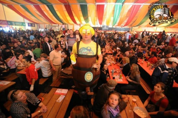 Photo of CibinFest 2014, Oktoberfest de România