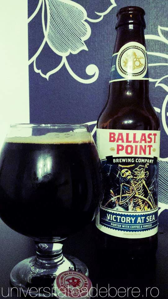 Photo of Ballast Point Victory at Sea, de acord