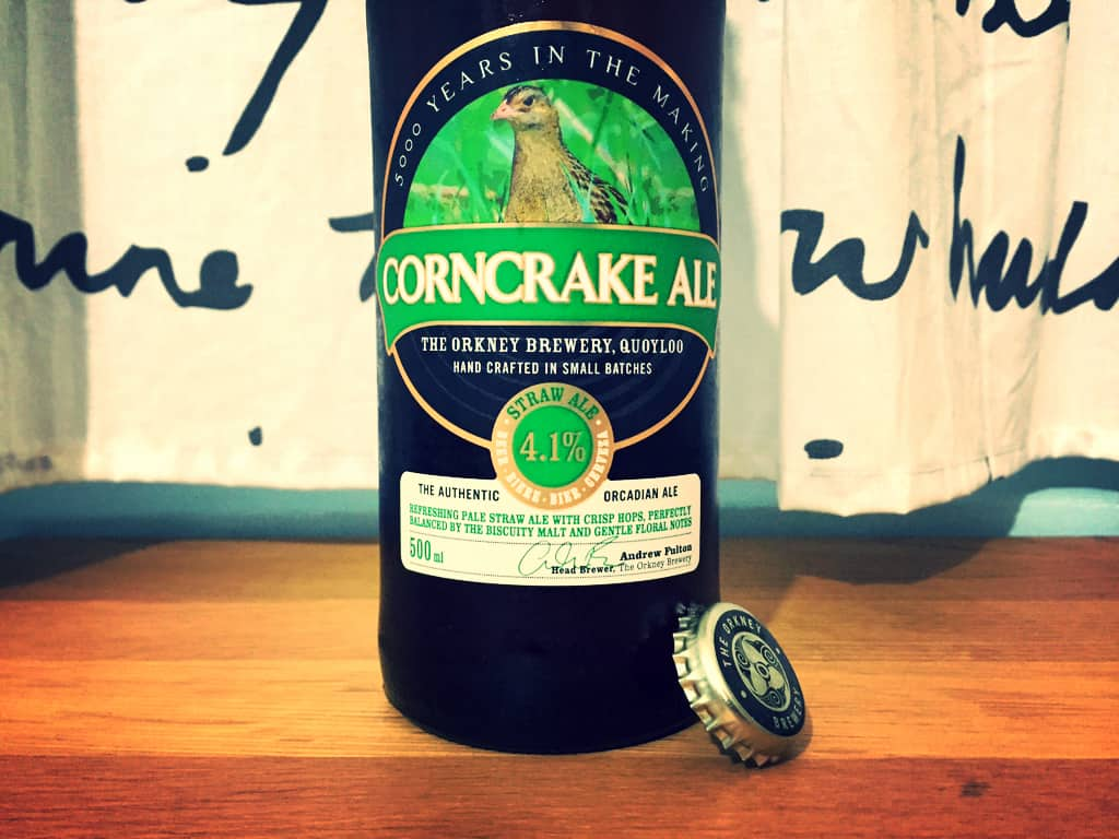 Photo of Corncrake Ale, lejera, de vara