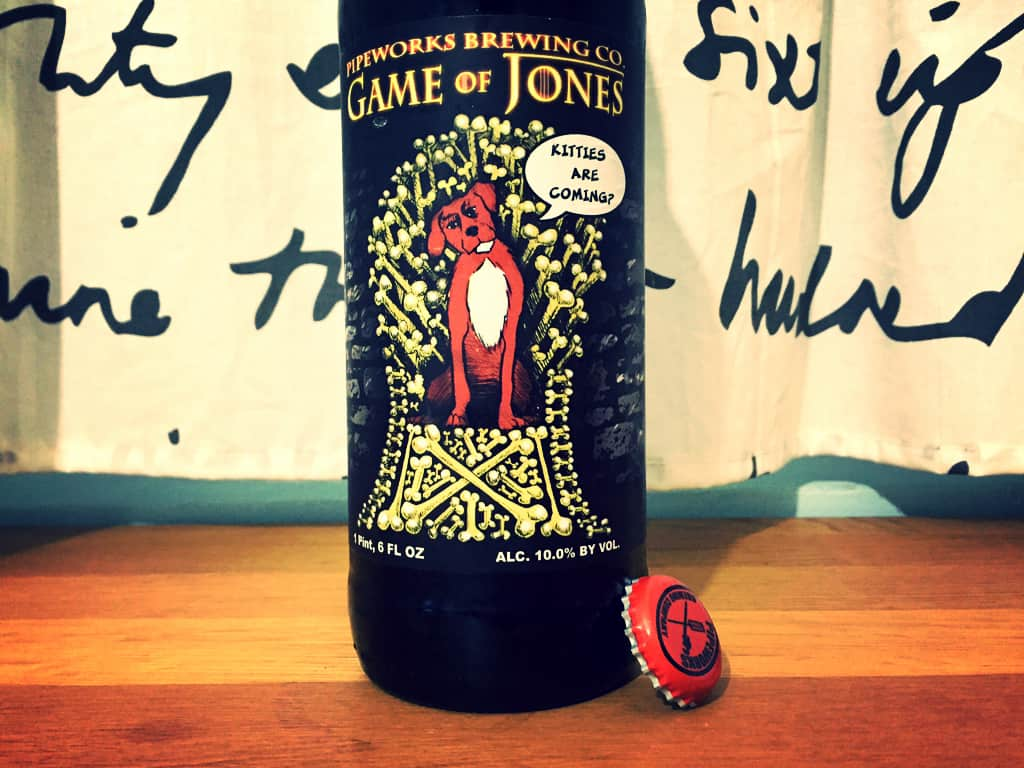 Photo of Pipeworks Game of Jones, nimic de glumit