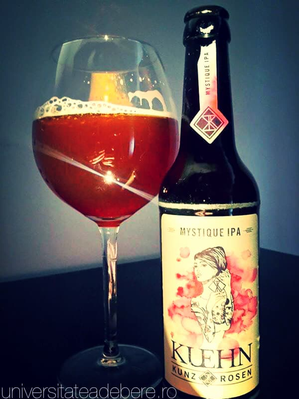 Photo of Kuehn Kunz Rosen Mystique IPA, ceva mai mult