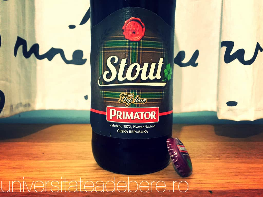 Photo of Primator Stout, o bere curajoasa