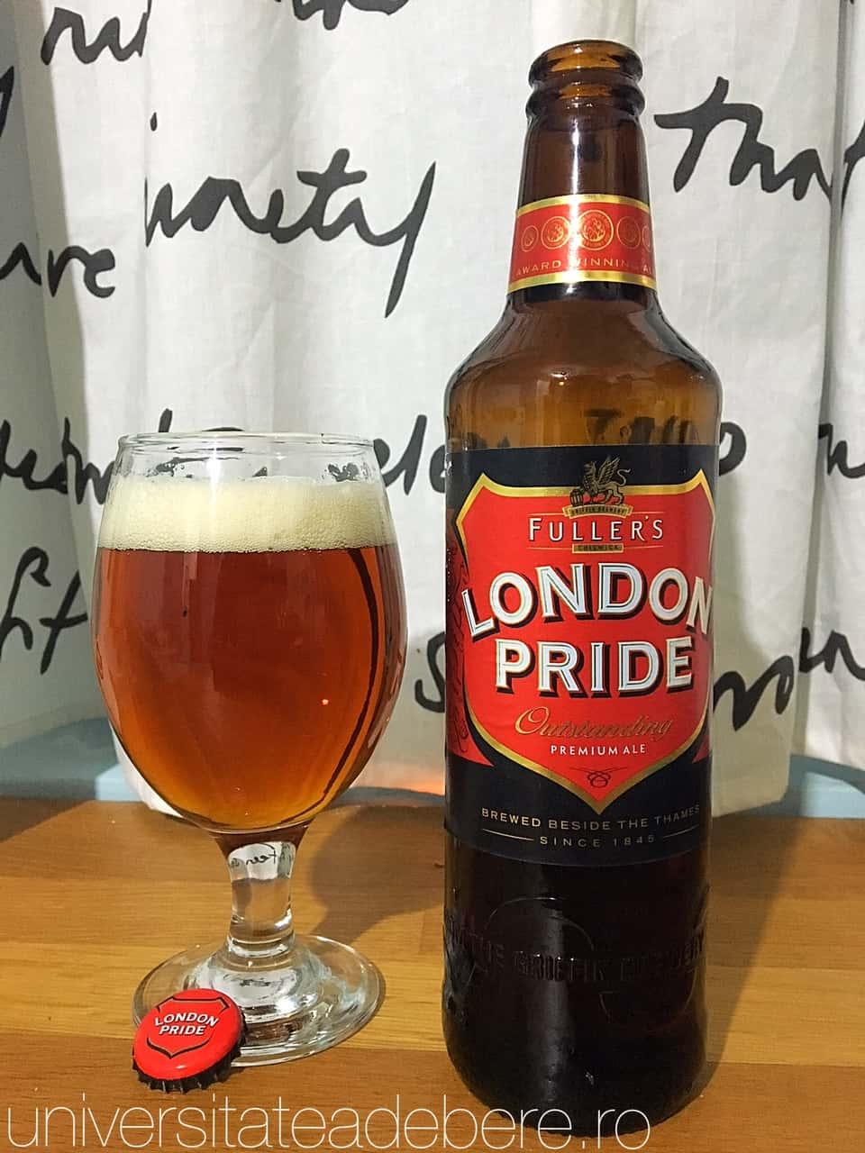 Photo of London Pride, berea de siguranta