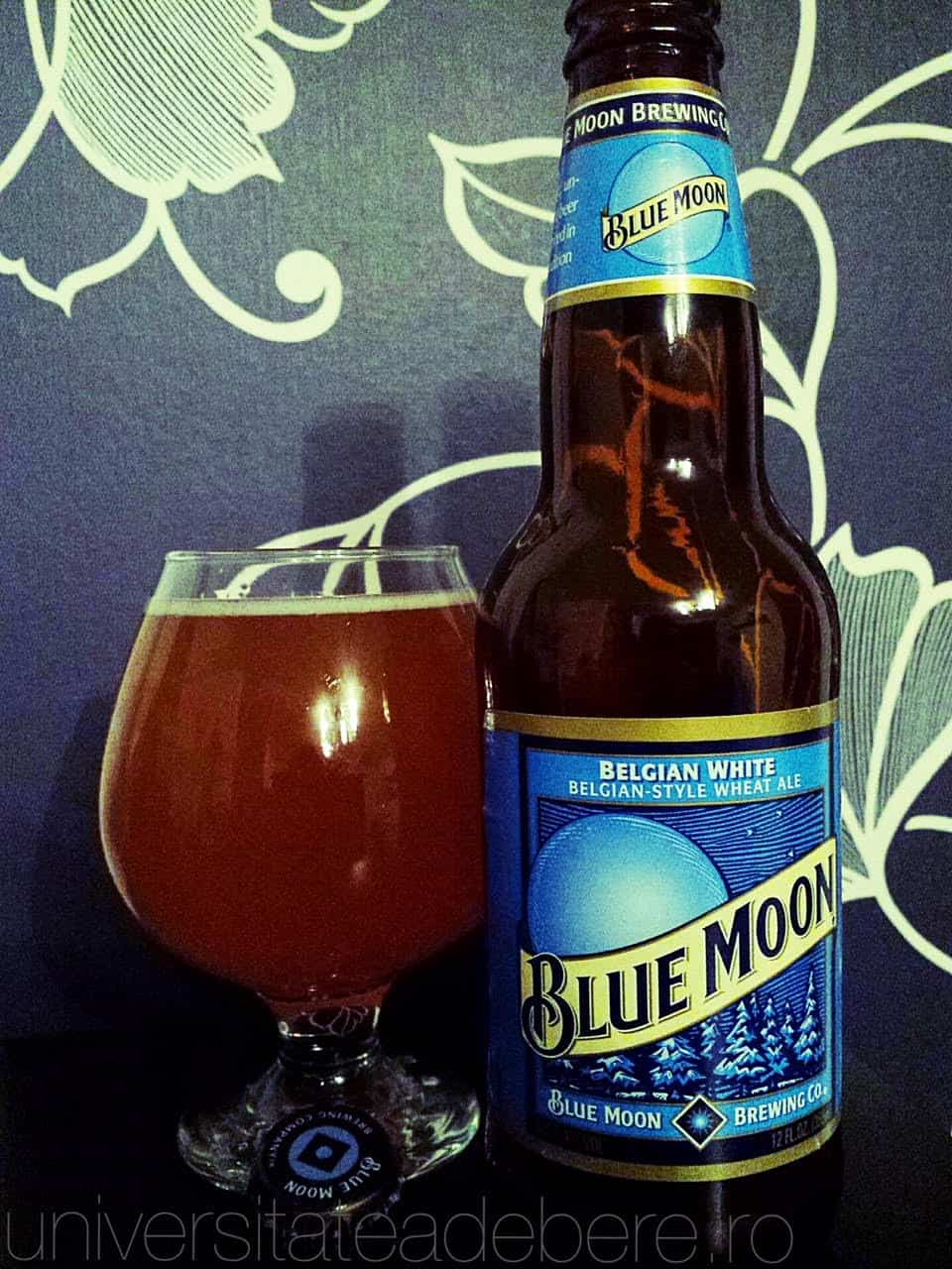 Photo of Blue Moon Belgian White, bere albă sub o lună nouă