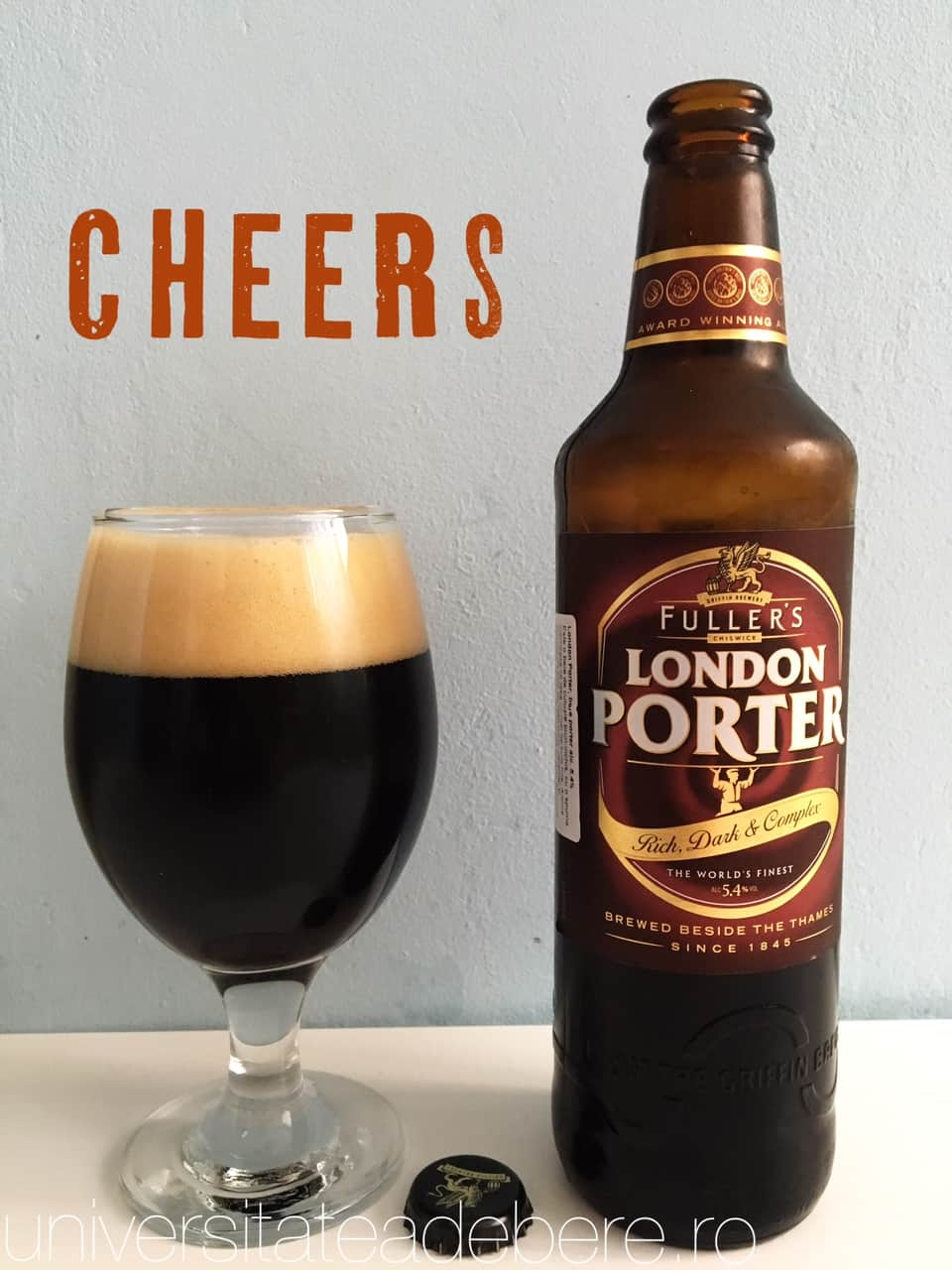 Photo of Bem pentru tine: Fuller's London Porter