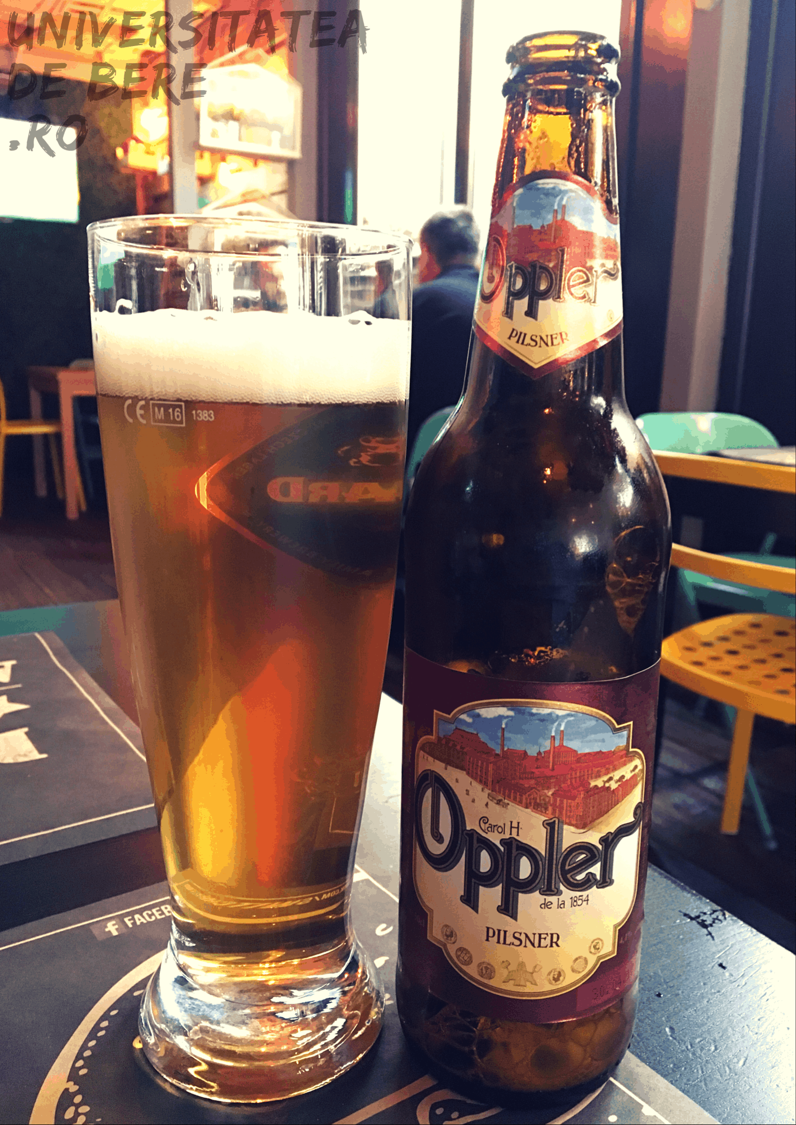 Photo of Oppler Pilsner, ceva nou in meniuri