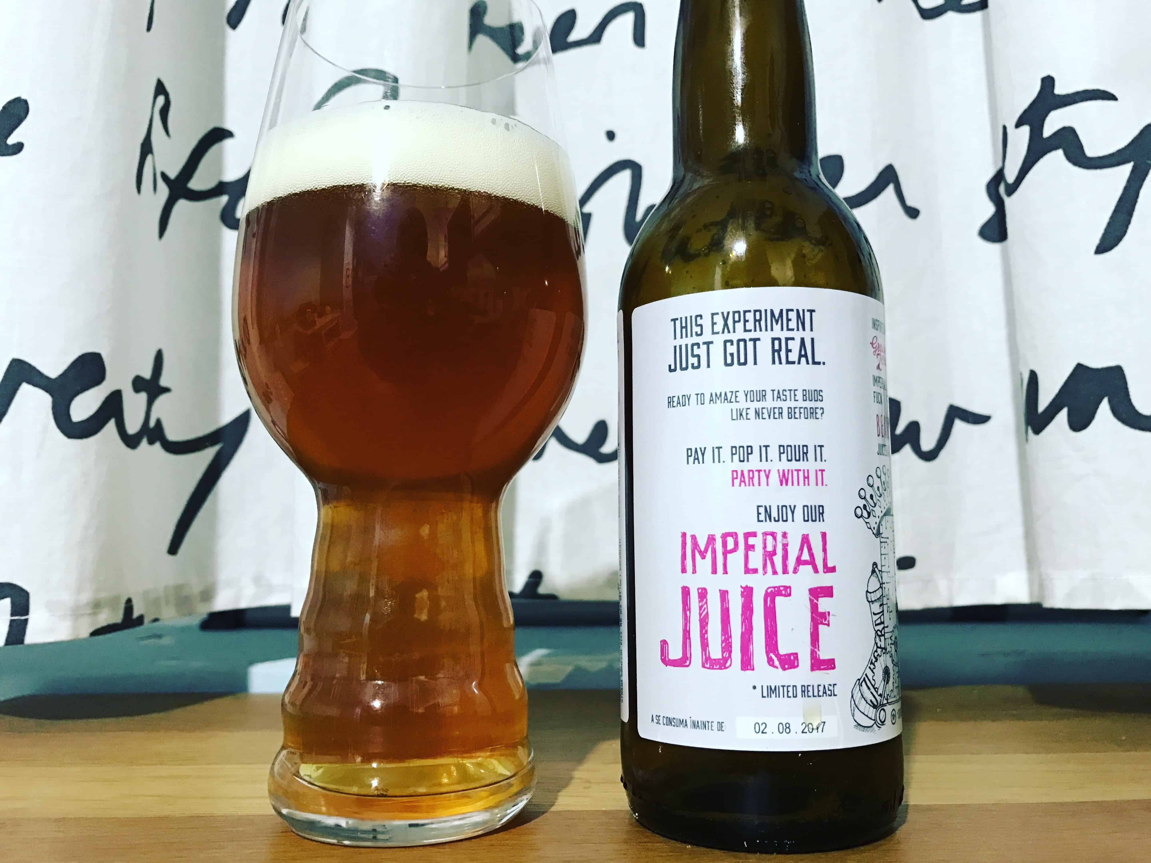 Photo of Bereta/Ground Zero – Imperial Juice