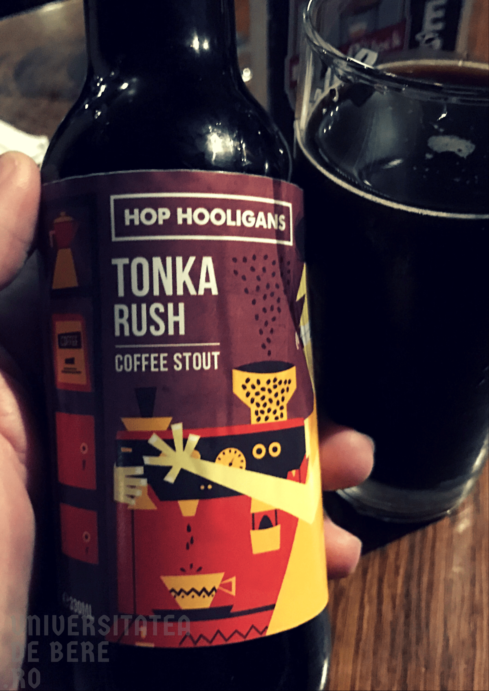 Photo of Hop Hooligans Tonka Rush