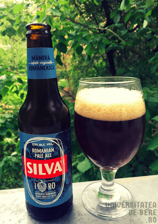 Photo of Silva Romanian Pale Ale
