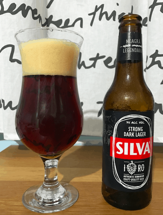 Photo of Silva Strong Dark Lager [Video Review]