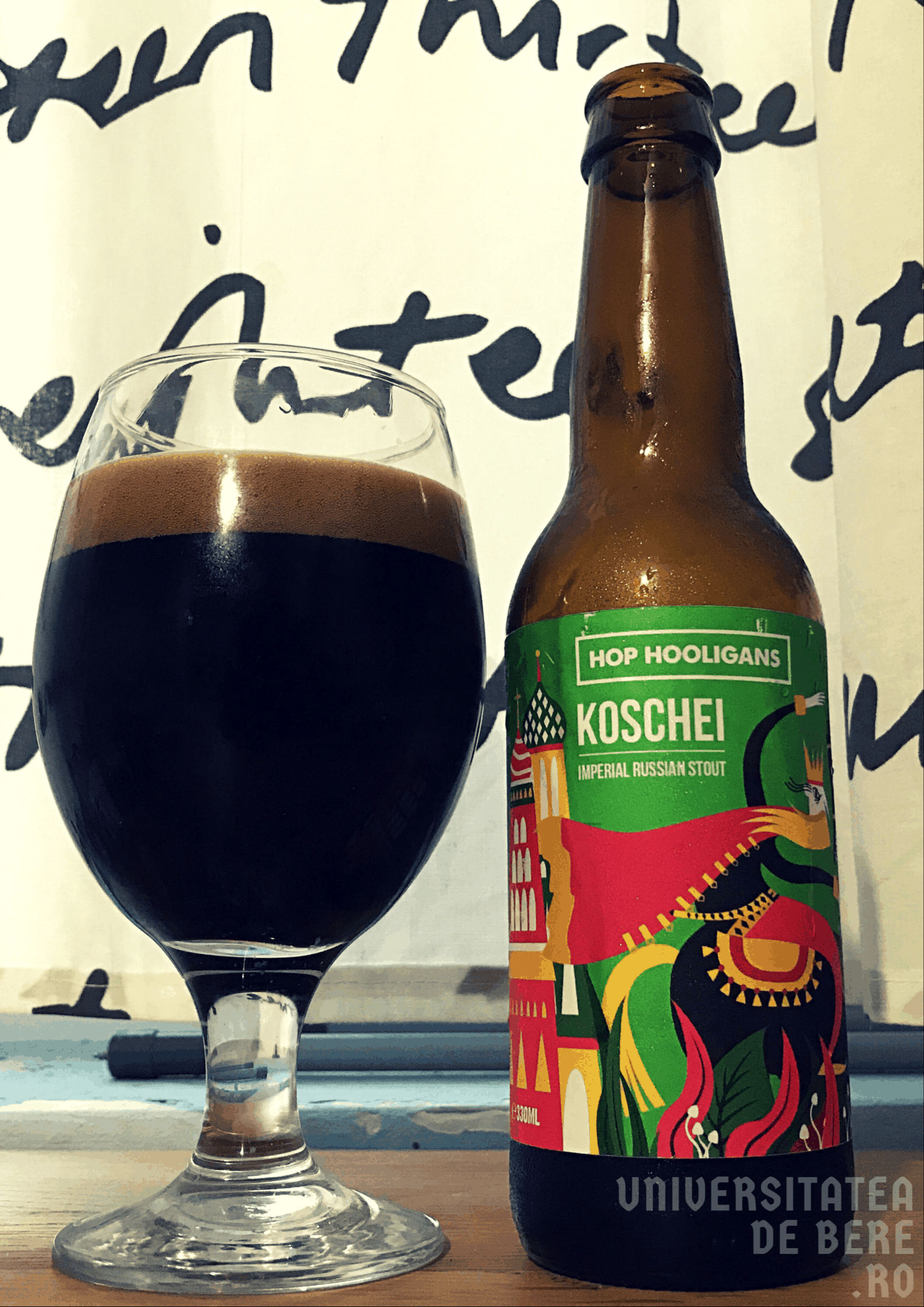 Photo of Hop Hooligans – Koschei Russian Imperial Stout