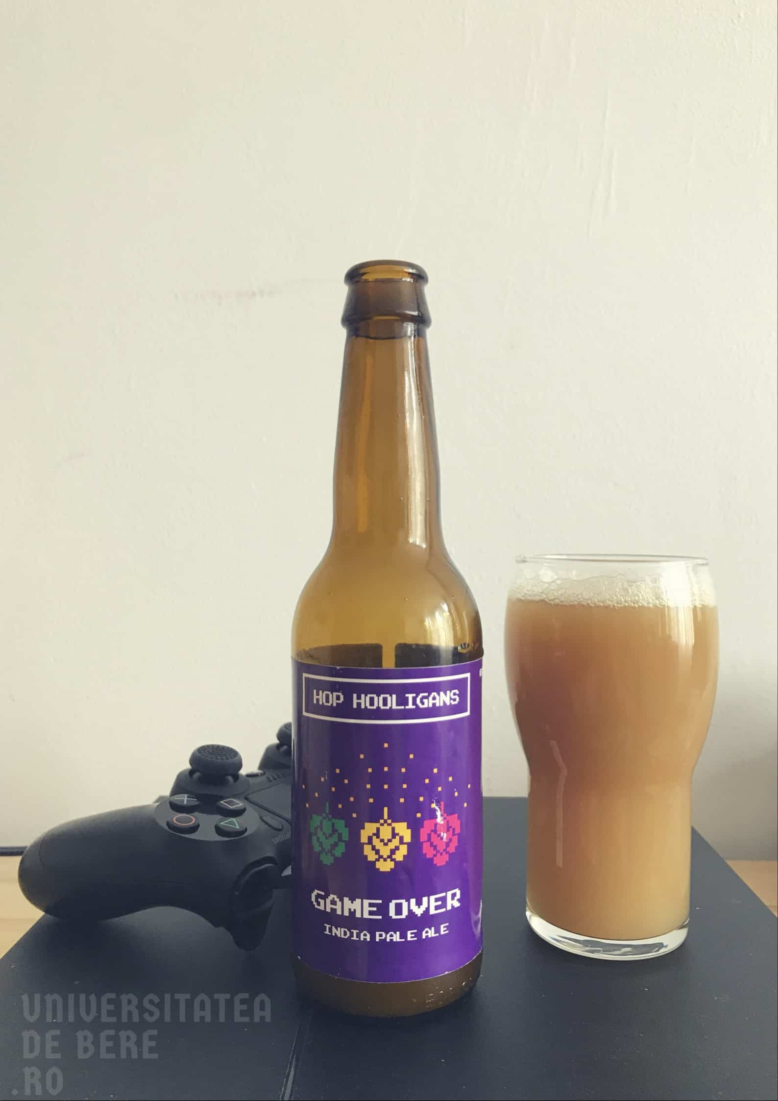 Photo of Hop Hooligans – Game Over IPA