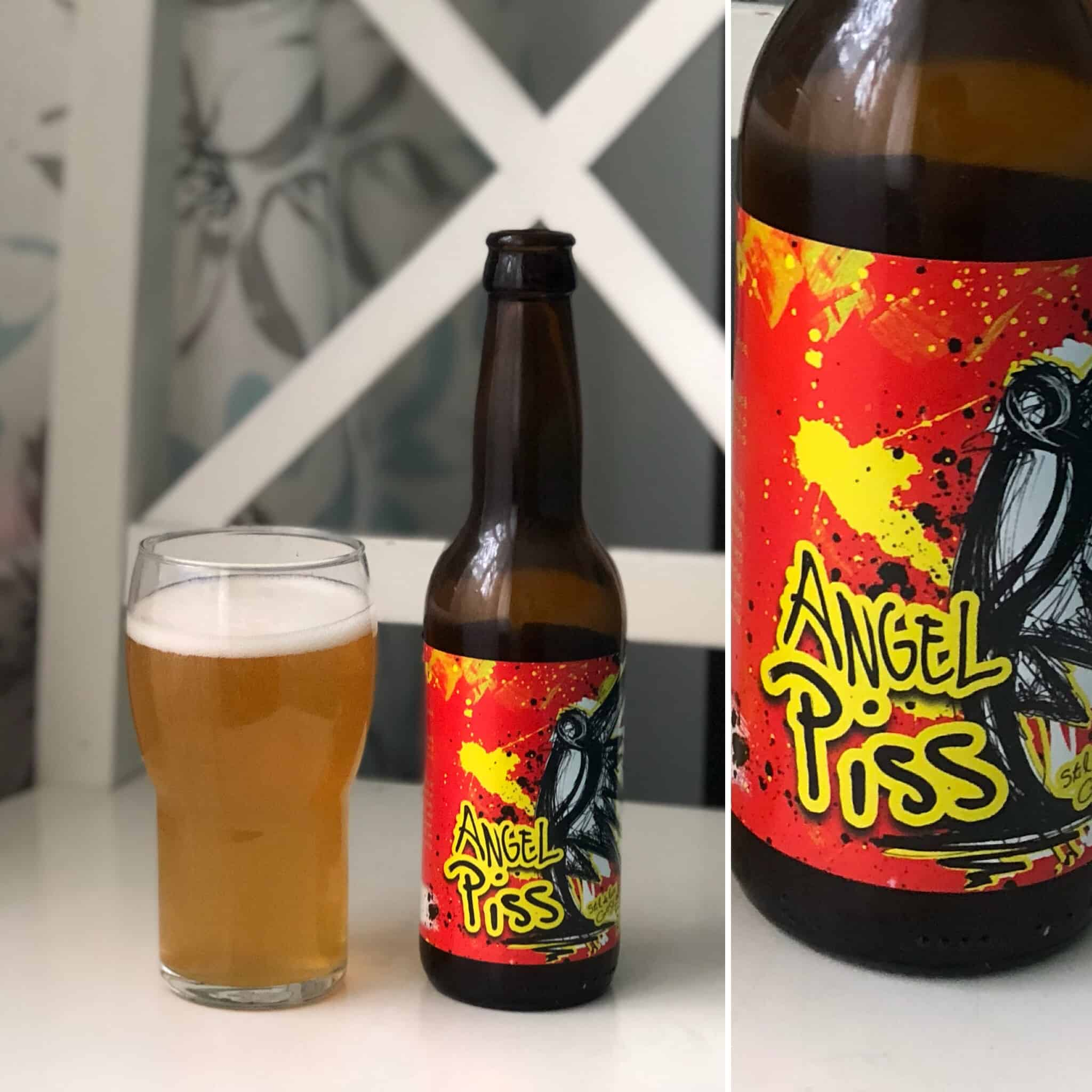 Photo of Ground Zero Angel Piss Gose