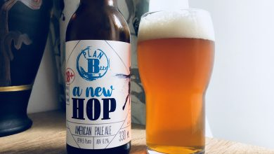 Photo of Plan Beer – A New Hop American Pale Ale