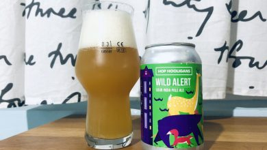 Photo of Hop Hooligans – Wild Alert Sour IPA
