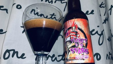 Photo of Ground Zero – Ticket To The Stars Imperial Russian Stout (BA)