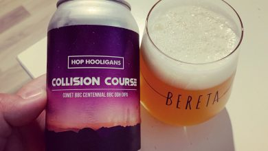 Photo of Hop Hooligans Collision Course: Comet BBC, Centennial BBC DDH DIPA