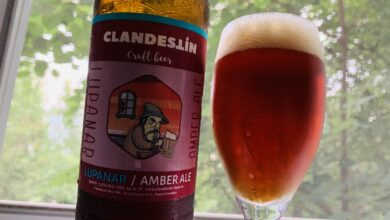 Photo of Clandestin – Lupanar Amber Ale