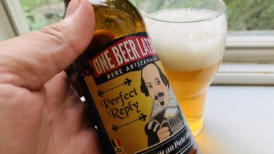 Photo of One Beer Later – Perfect Reply (American Pale Ale)