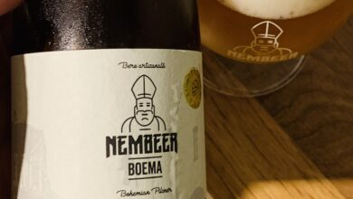 Photo of Nembeer Boema Pilsner