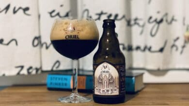 Photo of Oriel – Quadrupel Blackberry Vanilla