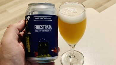Photo of Hop Hooligans – Firestrata (NEIPA)